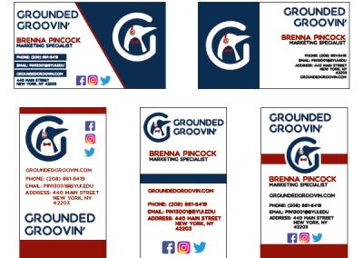 Grounded Groovin' Design 4