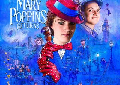 MARY POPPINS RETURNS || Spoonful of Sugar