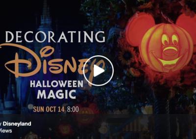 DISNEY DECORATING || Halloween REP