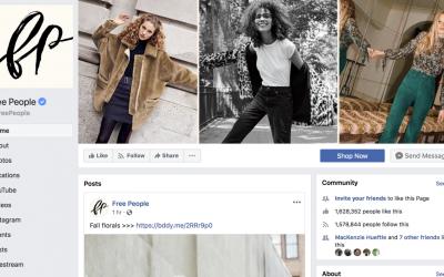 FREE PEOPLE || Reverse Engineer a Social Media Brand