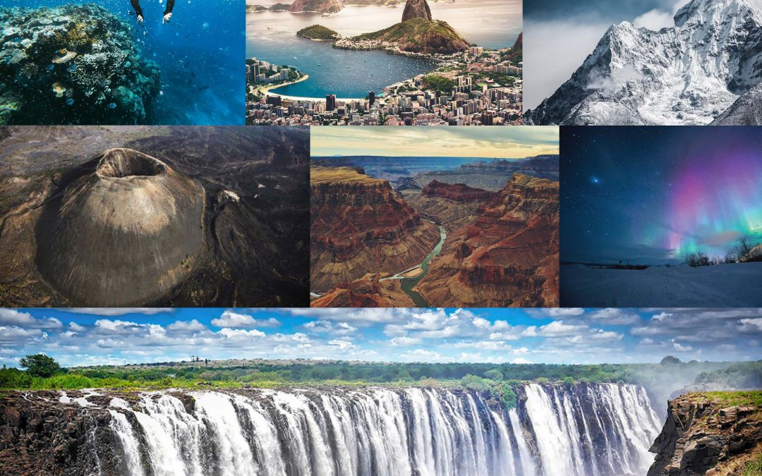 DON'T WAIT TO SEE THE WONDERS || 7 Natural Wonders