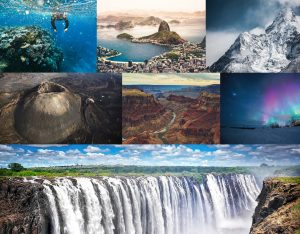 all 7 natural wonders of the world