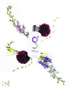 Awesome Product Photography Shampoo Flowers