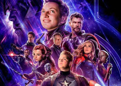 ENDGAME || Movie Poster