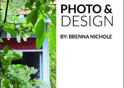 PHOTO & DESIGN || Photobook