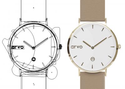 PHOTOREALISTIC DESIGN || Vector Timepiece