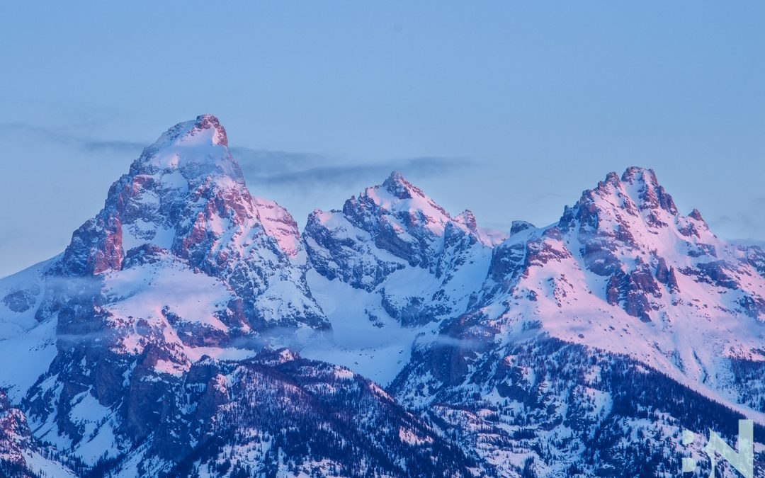 THE GREAT TETONS || Grand Teton National Park