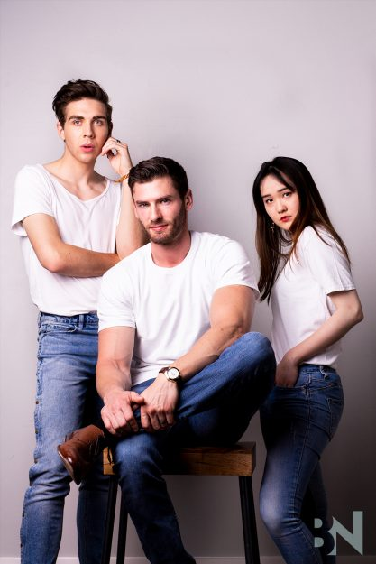 Group-Fashion-Shoot-Jeans