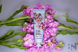 Overhead-Product-Photography-Styling-Cherry-Blossom