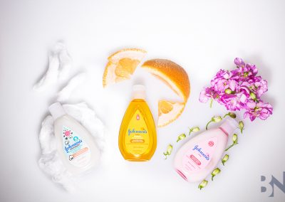 OVERHEAD PRODUCT PHOTOGRAPHY || Styling Products for Advertisements