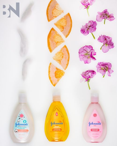Overhead-Product-Photography-Styling-Johnsons-Baby