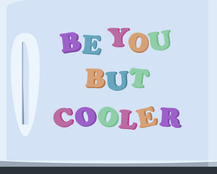 BE YOU BUT COOLER || Vector Magnet Designs
