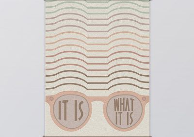 IT IS WHAT IT IS || Vector Design
