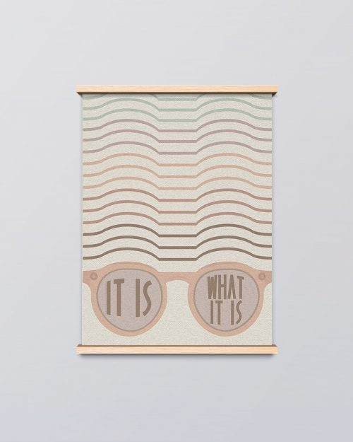 It-Is-What-It-Is-Vector-Design-Poster