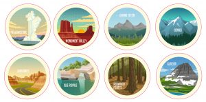 National-Parks-Stickers