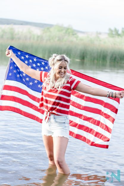 Summer-Fashion_ Influencer-Collaboration-Photoshoot-Flag